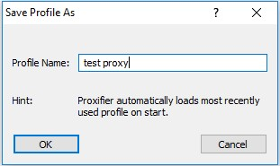 how to use proxifier with vip72