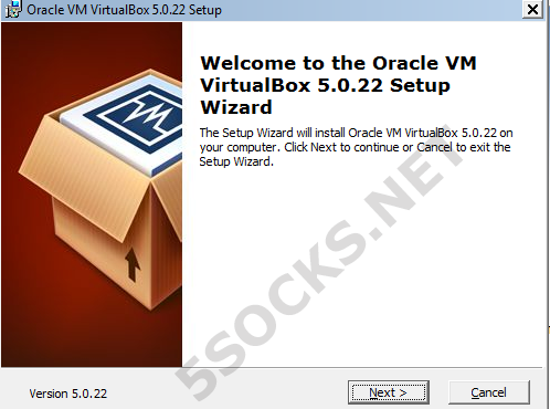 Proxy in VirtualBox - Manual ( Tutorial )